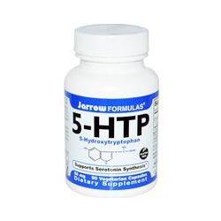 Jarrow Formulas, 5-HTP, 5-Hydroxytryptophan, 50 mg, 90 Veggie Caps - iHerb.com