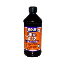 Now Foods, Ultra B-12, 16 fl oz (473 ml) - iHerb.com