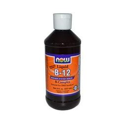 Now Foods, B-12, Liquid, B-Complex, 8 fl oz (237 ml) - iHerb.com