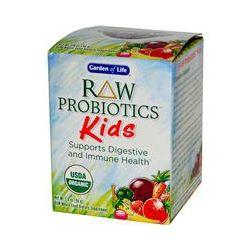 Garden of Life, RAW Probiotics, Kids, 3.4 oz (96 g) - iHerb.com