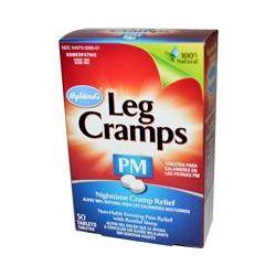 Hyland's, Leg Cramps PM, 50 Tablets - iHerb.com