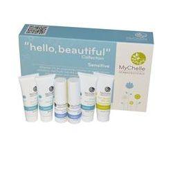 "MyChelle Dermaceuticals, ""Hello, Beautiful"" Collection, Sensitive Sample Kit, 6 Piece Kit - iHerb.com"