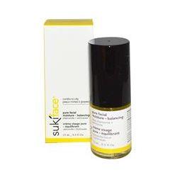 Suki Inc., Face, Pure Facial Moisture, Balancing, 0.5 fl oz (15 ml) - iHerb.com