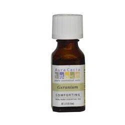 Aura Cacia, 100% Pure Essential Oil, Grapefruit, 0.5 fl oz (15 ml) - iHerb.com