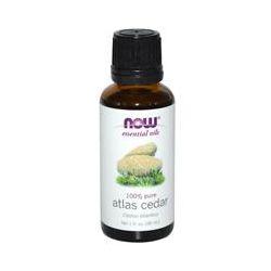 Now Foods, Essential Oils, Atlas Cedar, 1 fl oz (30 ml) - iHerb.com