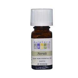 Aura Cacia, 100% Pure Essential Oil, Neroli, .125 fl oz (3.7 ml) - iHerb.com