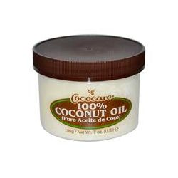 Cococare, 100% Coconut Oil, 7 oz (198 g) - iHerb.com