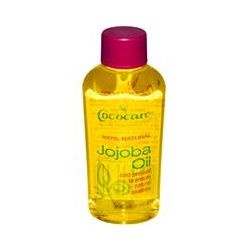 Cococare, Jojoba Oil, Natural Hair & Skin Conditioner, 2 fl oz (60 ml) - iHerb.com