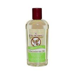 Cococare, Macadamia Oil, 4 fl oz (118 ml) - iHerb.com