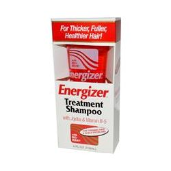 Hobe Labs, Energizer Treatment Shampoo with Jojoba & Vitamin B-5, 4 fl oz (118 ml) - iHerb.com