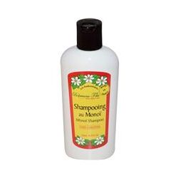 Monoi Tiare Tahiti, Parfumerie Tiki, Monoï Shampoo, Tiare Gardenia, 8.45 fl oz (250 ml) - iHerb.com