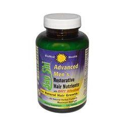 Biomed Health Inc., Advanced Men's Bao Shi, Restorative Hair Nutrients, 120 Tablets - iHerb.com