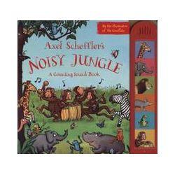 Bücher: Axel Scheffler's Noisy Jungle von Axel Scheffler