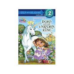Bücher: Dora the Explorer: Dora and the Unicorn King von Ellie Seiss, Random House Para Ninos