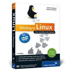 Bücher: Einstieg in Linux von Johannes Plötner, Steffen Wendzel