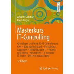 Bücher: Masterkurs IT-Controlling von Elmar Mayer, Andreas Gadatsch