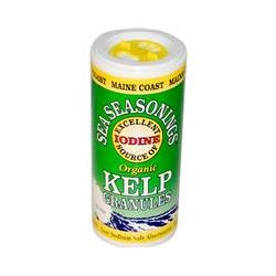 Maine Coast Sea Vegetables, Sea Seasonings, Organic Kelp Granules, 1.5 oz (43 g) - iHerb.com