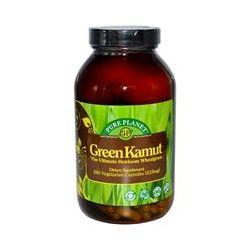 Pure Planet, Just Barley, 333 mg, 180 Veggie Caps - iHerb.com