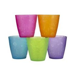 Munchkin, Multi Cups, 18+ Months, 5 Cups, 8 oz (236 ml) Each - iHerb.com