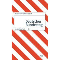 Bücher: Kürschners Volkshandbuch Deutscher Bundestag 18. Wahlperiode