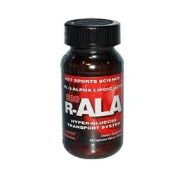 AST Sports Science, R-ALA 200, 200 mg, 90 Capsules - iHerb.com