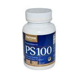 Jarrow Formulas, PS-100, 100 mg, 30 Softgels - iHerb.com