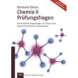 Bücher: Chemie II - Prüfungsfragen von Eberhard Ehlers