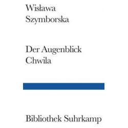 Bücher: Augenblick / Chwila von Wislawa Szymborska