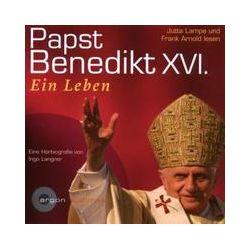 Hörbücher: Papst Benedikt XVI. von Ingo Langner