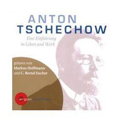 Hörbücher: Suchers Leidenschaften: Anton Tschechow von C. Bernd Sucher