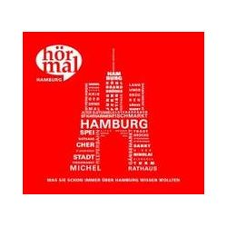 Hörbücher: Hör mal Hamburg von Isabel García, Werner Kahle, Viktor Hacker