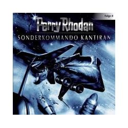 Hörbücher: Perry Rhodan 08. Sonderkommando Kantiran. CD von Perry Rhodan Folge 27, Volker Lechtenbrink, Volker Brandt