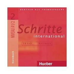 Hörbücher: Schritte international 2. 2 Audio-CDs zum Kursbuch von Franz Specht, Sylvette Penning-Hiemstra, Daniela Niebisch