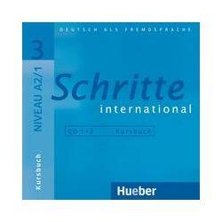 Hörbücher: Schritte international 3. 2 Audio-CDs von Franz Specht, Sylvette Penning-Hiemstra, Daniela Niebisch, Silke Hilpert