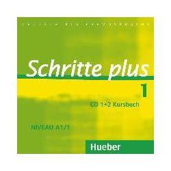 Hörbücher: Schritte plus 1 Niveau A1/1. 2 Audio-CDs zum Kursbuch von Franz Specht, Sylvette Penning-Hiemstra, Daniela Niebisch