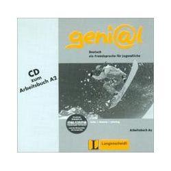Hörbücher: Geni@l A2 - Audio-CD zum Arbeitsbuch A2