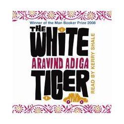 Hörbücher: The White Tiger von Aravind Adiga