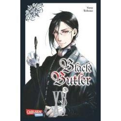 Black Butler, Band 15 [Taschenbuch] [Taschenbuch]
