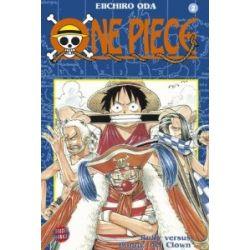 One Piece, Band 2: Ruffy versus Buggy, der Clown [Taschenbuch] [Taschenbuch]