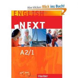 NEXT A2/1: Lehr- und Arbeitsbuch mit 2 Audio-CDs und Companion / Student's Book Paket: Student's Book mit Plus und Homestudy. 2 Audio CDs. Companion [Broschiert] [Broschiert]
