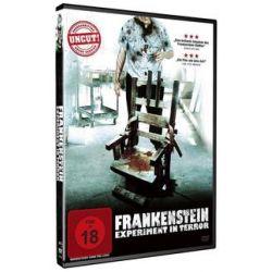 Film: Frankenstein - Experiment in Terror - uncut  von Sean Tretta von Ed Lauter, Tiffany Shepis mit Louis Mandylor, Tiffany Shepis, Patti Tindall