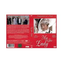 Film: My Fair Lady (Hepburn)  von George Cukor mit Audrey Hepburn, Rex Harrison