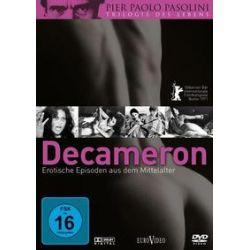 Film: Decameron (Pasolini)  von Pier Paolo Pasolini, Giovanni Boccaccio von Pier Paolo Pasolini von Franco Citti, Ninetto Davoli mit Franco Citti, Ninetto Davoli, Jovan Jovanivic, Gianni Rizzo, Pier