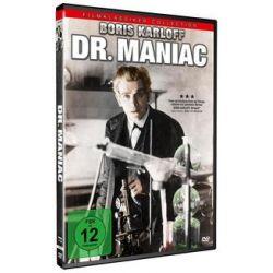 Film: Boris Karloff: Dr. Maniac - Filmklassiker Collection  von Robert Louis Stevenson von Boris Karloff, Anna Lee mit Boris Karloff, John Loder, Anna Lee