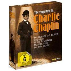 Film: The Very Best of Charlie Chaplin  von Charles Chaplin mit Charles Chaplin