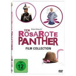 Film: Pink Panther Film Edition  von Blake Edwards mit Herbert Lom, Burt Kwouk, Peter Sellers