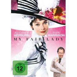 Film: My Fair Lady  von George Cukor mit Audrey Hepburn, Sir Rex Harrison, Wilfrid Hyde-White, Gladys Cooper, Jeremy Brett, Theodore Bikel
