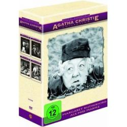 Film: Miss Marple Edition, 4 DVD  von James P. Cavanagh, David Osborn, Jack Seddon, David Pursall von George Pollock mit Margaret Rutherford, Arthur Kennedy, Muriel Pavlow, James Robertson Justice,