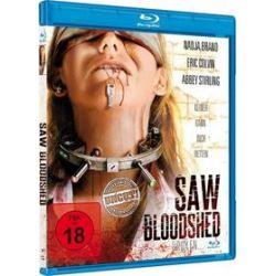 Film: Saw Bloodshed - uncut  von Adam Mason von Nadja Brand, Eric Colvin mit Nadja Brand, Eric Colvin