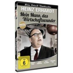 Film: Mein Mann, Das Wirtschaftswunder  von Ulrich Erfurth von Heinz Erhardt, Marika Rökk mit Heinz Erhardt, Fritz Tillmann, Helmuth Lohner, Cornelia Froboess, Marika Rökk